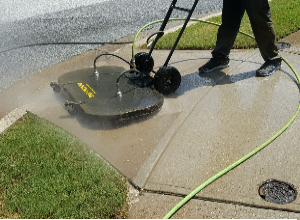 Atlanta Concrete Cleaning and Pressure Washing