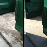 atlanta dumpster pad cleaning