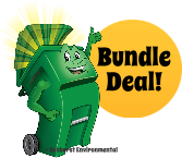 Sunburst Bin Cleaning Bundle