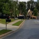 Neighborhood Pressure Washing Curbs & Sidewalks
