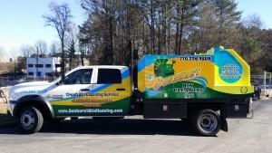 Atlanta's Sunburst Bin Cleaning