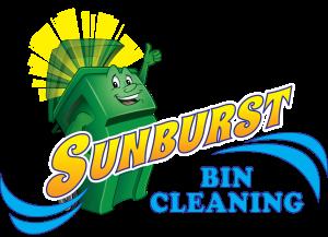 Sunburst Bin Cleaning Logo