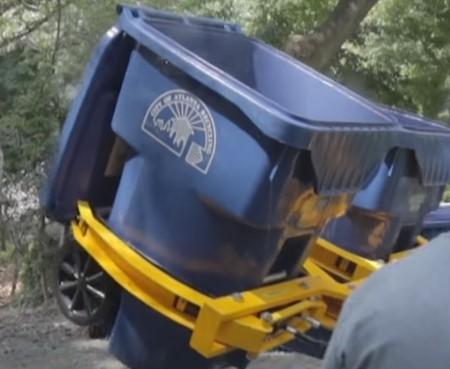Dunwoody Trash Bin Cleaning