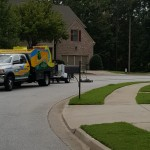 Neighborhood Pressure Washing Curbs & Sidewalks